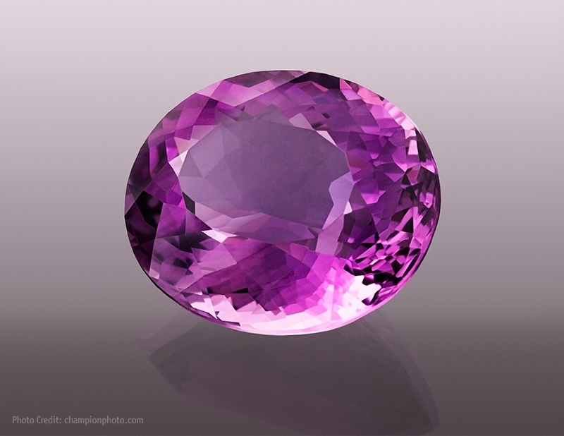 Amethyst Gem from Brazil